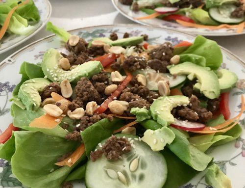 Salade grillardine